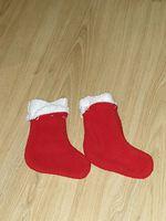 Botas de Natal 3 meses foto 1