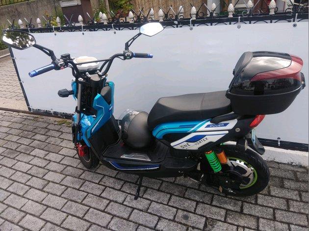 Vendo mota eletrica foto 1
