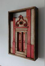 peças unicas, portas e janelas de lisboa á escala foto 1