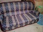 Sofá cama foto 1