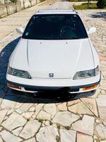 Honda CRX foto 1
