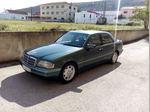Mercedes c 250 diesel de 1993 nacional Impecável foto 1