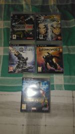 Vendo 5 jogos para PlayStation 3 foto 1