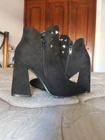 botas novíssimas n 35 nunca usadas foto 1