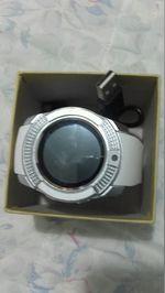 Vendo smart watch novo e a funcionar foto 1