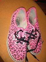 Tênis Vans originais rosa foto 1