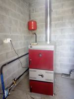 Instalações e reparações eléctricas e aquecimento central energia renovável foto 1