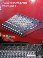 Mesa de mistura, estúdio, stereo mixer foto 1