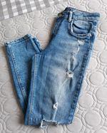 Calças de ganga Zara - tamanho 36 foto 1