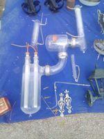Condensador vidro com serpentina foto 1