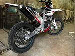 Moto AJP PR5 250 foto 1