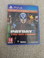 Jogos ps4-payday 2 The Big Score foto 1