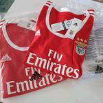 Camisola Benfica foto 1