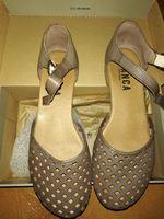 Sandálias Castanhas Novas foto 1