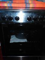 Fogão a gás com forno eletrico foto 1
