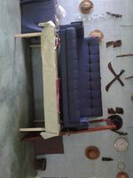 Sofá Cor Azul foto 1