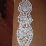 Uma peça em crochê foto 1