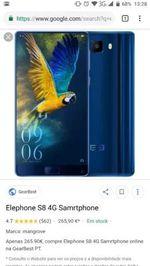 Elephone S8. foto 1
