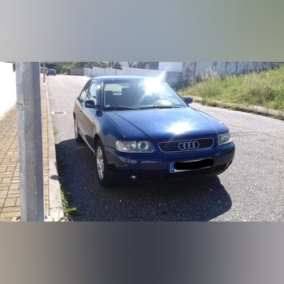 Audi A3 8L 1.9TDI 110 CV foto 2