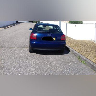 Audi A3 8L 1.9TDI 110 CV foto 4
