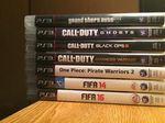 Vendo jogos PlayStation 3 foto 1