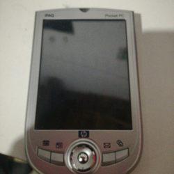 Ipaq pocket PC foto 1