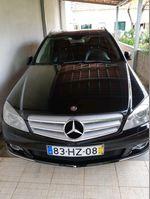 Carrinha Mercedes Benz C250 com caixa automática e foto 1