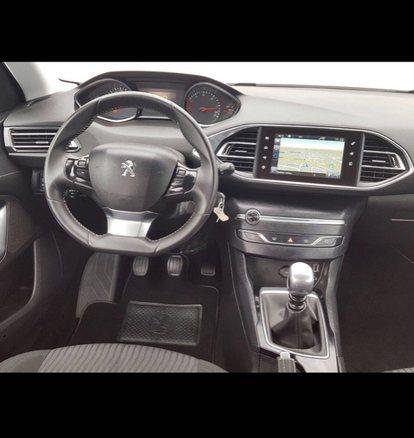 Peugeot 308 1,6hdi , Sw 120 cv gps foto 1