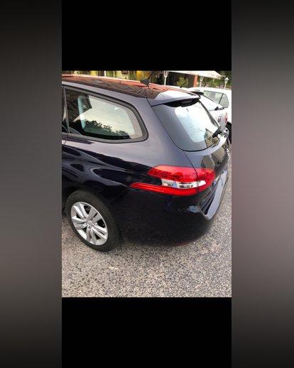 Peugeot 308 1,6hdi , Sw 120 cv gps foto 5