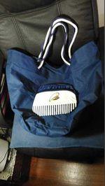 conjunto de praia (saco+estojo) foto 1