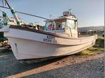 """Barco (sem motor) modelo Silcar 23.5"""" com cabine foto 1"""