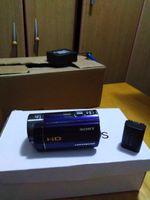 Câmera em perfeito estado SONY HDR. CX130E foto 1