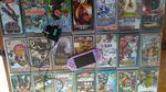 PSP portátil com 33 jogos foto 1