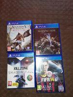 Jogos PS4 foto 1