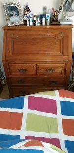 Mobília de quarto completa e móvel antigo foto 1