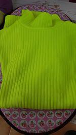 Blusa neon foto 1