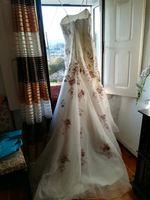 Vestido de noiva foto 1