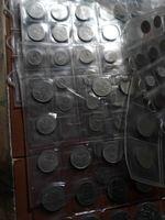 Coleção de moedas antigas foto 1
