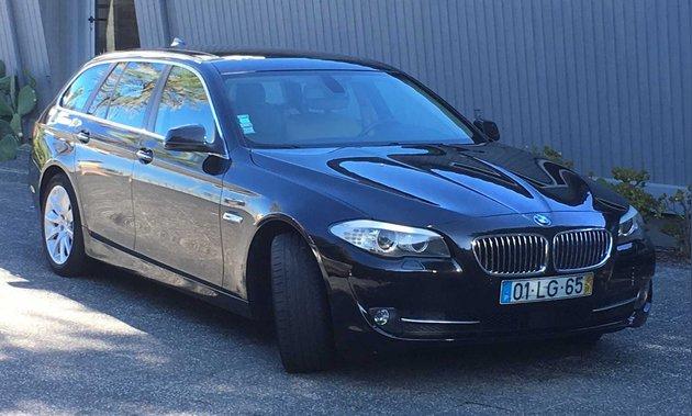 BMW Série 5 foto 1