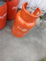 Garrafas de gás foto 1