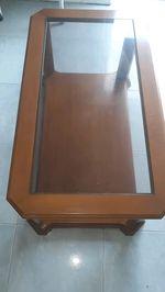 Mesa de madeira foto 1