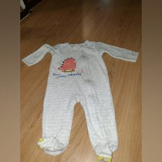 Babygrow cinzento foto 1