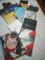 Lote de livros foto 1