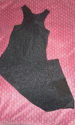 Vestido Novo, preto brilhante, médio/longo, PullBr foto 1