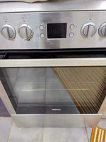 Tenho para venda fogão em vitro cerâmica como novo foto 1