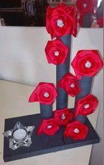 Arranjos decorativos foto 1