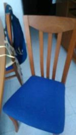 Mesa extensível com 4 cadeiras foto 1