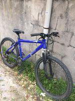 Vendo bicicleta impecável foto 1
