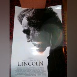 "Poster ""Lincoln"" foto 1"
