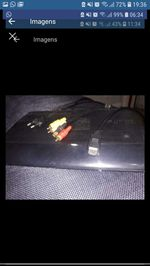 Playstation 3 super slim sem comando foto 1